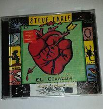 Steve Earle : El Corazon CD (1997)