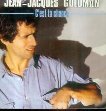 """7"""" Jean Jacques Goldman/C´est la chance (France)"""