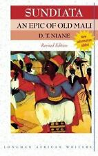 Sundiata an Epic of Old Mali (Revised Edition) (Longman African Writers Series)