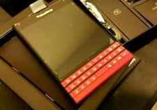 BlackBerry Passport - 32GB - SE Red Edition (Factory Unlocked) Smartphone