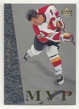 1996-97 Upper Deck Hockey - MVP - #UD11 - Theoren Fluery - Flames