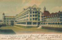 ATLANTIC CITY NJ – The Traymore Rotograph Postcard – udb – mailed 1908