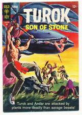 DC TUROK SON OF STONE  #45 1965 NM    GREAT COLOR