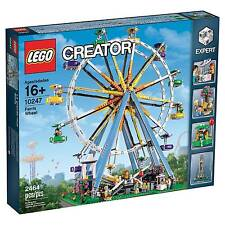 'LEGO® Creator Expert Ferris Wheel 10247' from the web at 'https://i.ebayimg.com/thumbs/images/g/n2cAAOSw8gVYADYp/s-l225.jpg'