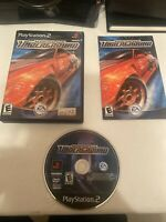 Need for Speed: Underground (Sony PlayStation 2, 2003) Tested PS2
