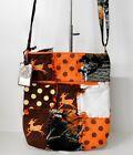 Camouflage Orange Rag Bag Deer Purse - Mossy Oak Crossbody Handbag