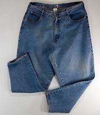 480afb6e32c Venezia Blue Jeans size 22 Inseam 32 Medium Wash Denim Full Length Back  Pockets