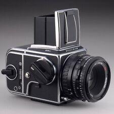 HASSELBLAD 503CXi - 80mm f2.8 T*PLANAR - A12 FILM BACK - ACUTE MATTE 'D' SCREEN