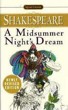 A Midsummer Night's Dream (Signet Classics)-ExLibrary