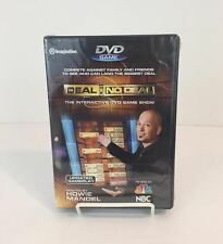 'Deal or No Deal' - Interactive DVD Game (DVD, 2007) Brand New, Factory Sealed!