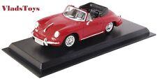 Amercom 1:43 scale Legendary Cars  Porsche 356B Cabrio - 1959 ACSD09