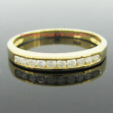 Band Not Enhanced Yellow Gold Fine Rings