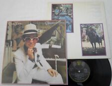 Elton John Pop LP Records (1970s)