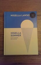 Nigella Summer Easy Cooking, Easy Eating SIGNED Nigella Lawson Book 1st Edition