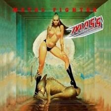 "MASS ""METAL FIGHTER (RE-RELEASE+BONUSTRACKS)"" CD NEU"