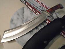 "Ridge Runner Big Brimstone Machete Sword Bowie Hunter Knife Full Tang 17 1/2"" OA"