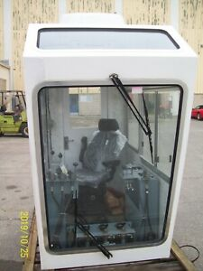 CRANE CAB for #24 CRANE or MODEL 28 HUBBELL CONTROLS
