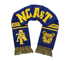 NC A&T Scarf - North Carolina A&T Aggies Double Sided Woven