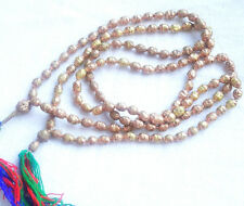 Brass Ethiopian Prayer beads with Tassel Africa