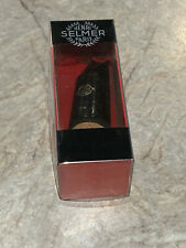 Selmer C* Clarinet Mouthpiece Vintage NEW OLD STOCK Hard Rubber - Large Box