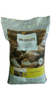 Frische Buchenpellets 15kg, Hartholzpellets, Grillpellets, Smokerpellets,