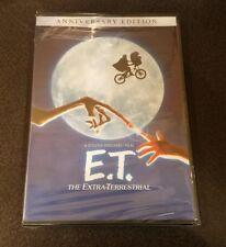 E.T. The Extra-Terrestrial (DVD, 2012 Anniversary Edition)Alien Steven Spielberg