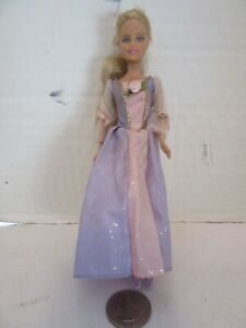 "6"" Barbie Rapunzel Princess  - CA"