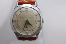 Vintage Elgin Hand Wind Superior Stone Co. Safety Wristwatch Men's Watch Running