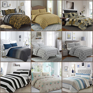Grand List:All Size Percale Quality 100% Egyptian Cotton Printed Duvet Cover Set