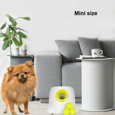 Automatic Interactive Launcher Thrower Tennis Ball Pet Dog Fetch Training Toys