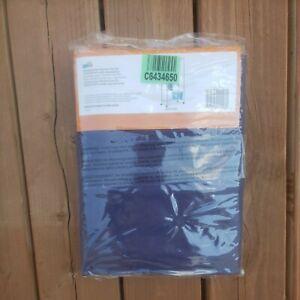 Blue Portable Closet Cover (36 in. W x 73 in. H)