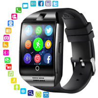 LEMFO Q18 Smart Watch Android Man Watch Smartwatch Camera Smartphone For Android