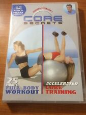 Core Secrets 25 Minute Full Body Workout/ Accellerated Core Training (DVD) ..170