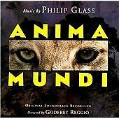 Philip Glass - Anima Mundi (Original Soundtrack, 1993) CD nm