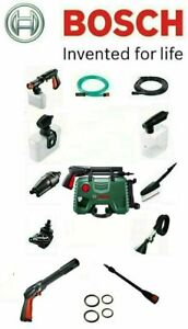 BOSCH EasyAquatak 120 Pressure Washer ACCESSORIES SHOP (The Full Range)