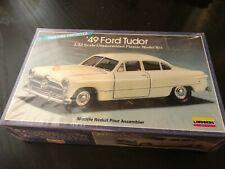 Lindberg 1:32 49 Ford Tudor Car Model Kit # 2140