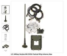 U.S. Military  MK-2520A Tactical Whip Antenna, New