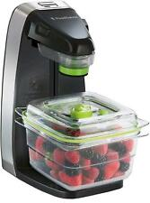 Macchina per Sottovuoto Alimenti 5 Sacchetti 1 Contenitore FoodSaver FFS010X