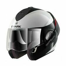 SHARK EVOLINE S3 HAKKA WKR MOTORCYCLE HELMET - X-SMALL