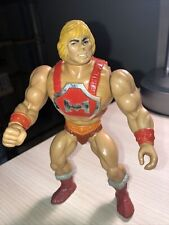 VINTAGE 1984 MASTERS OF THE UNIVERSE MOTU THUNDER PUNCH HE MAN  ACTION FIGURE