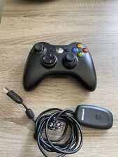 Microsoft Xbox 360 Wireless Gamepad inkl. Adapter