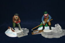 Blue Star Ice Harvesters The Heritage Collection Department 56