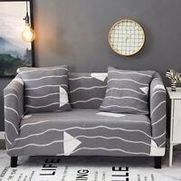 3Pcs/Set 90-140cm Single Sofa Cover Throw Pillow Cases Home Supplies Decoration
