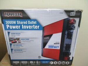 Traveller 3000W Shared Outlet Power Inverter (1072569)