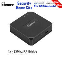 Sonoff RF Bridge 433mhz RF App Remote Wifi Timer Switch Support Amazon Google G