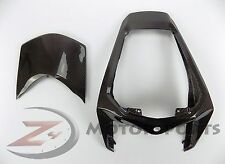 2008-2011 CBR1000rr Rear Upper Lower Seat Tail Fairing Cowl 100% Carbon Fiber