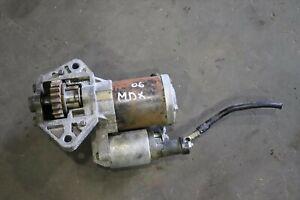 2003-2006 ACURA MDX 3.5L engine motor starter OEM 31200RDJA02