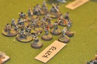 15mm sci fi / space marines - company (as photo) 23 figures - inf (42973)