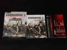 COMMANDOS 3 PC GAME