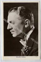 (Lc9121-462) RP, Actor William Powell, Unused VG-EX